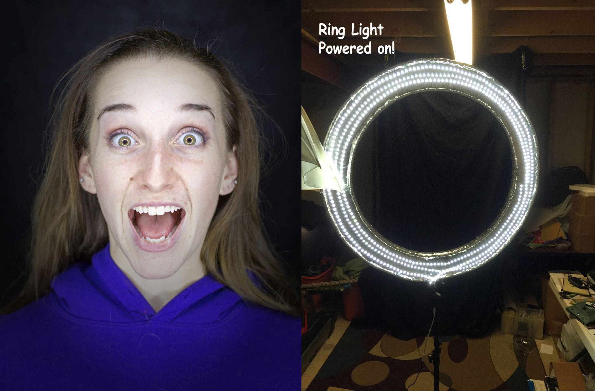 Best ideas about DIY Led Ring Light . Save or Pin How to build a DIY LED ring light a pictorial DIY Now.