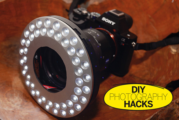 Best ideas about DIY Led Ring Light . Save or Pin How to Make an LED Ring Light on the Cheap ⋆ makerIQ Now.