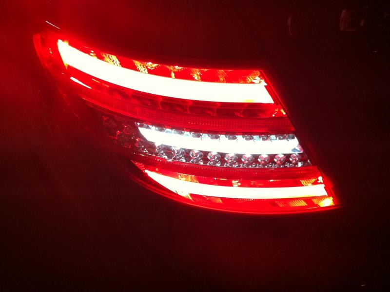 Best ideas about DIY Led Taillight . Save or Pin 2012 W204 LED Taillight Retrofit DIY Page 5 MBWorld Now.