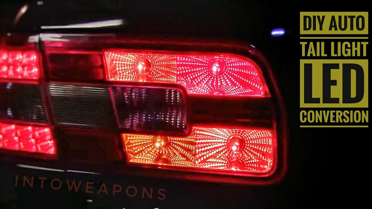 Best ideas about DIY Led Taillight . Save or Pin DIY LED Tail Light Conversion 194 LED Color parisons Now.