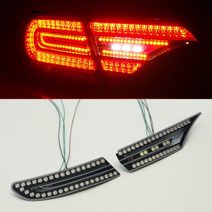 Best ideas about DIY Led Taillight . Save or Pin LED Tail Light Rear Turn Signal DIY Kit Module 4p For 2011 Now.