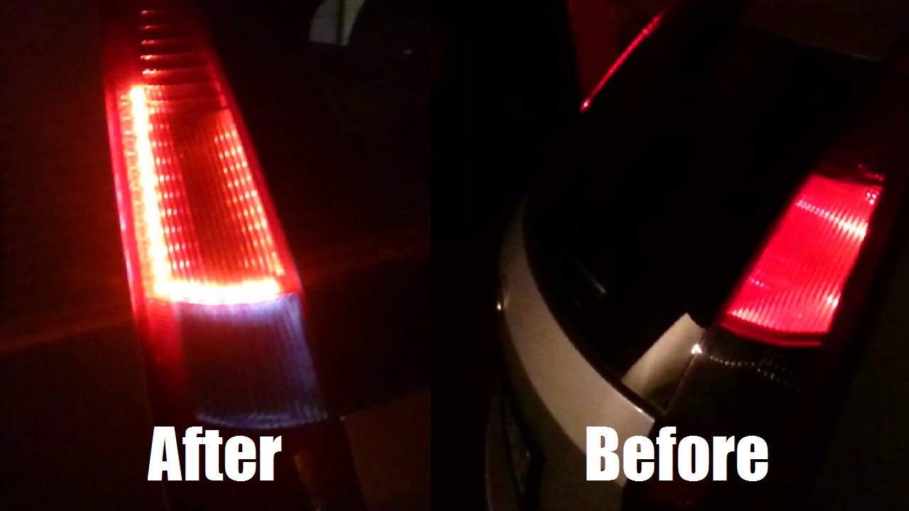 Best ideas about DIY Led Taillight . Save or Pin ★DIY★ LED Tail Lights conversion Now.
