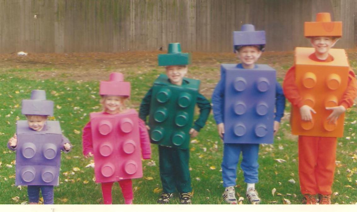 Best ideas about DIY Lego Costume . Save or Pin Amazing DIY Lego Costumes Now.
