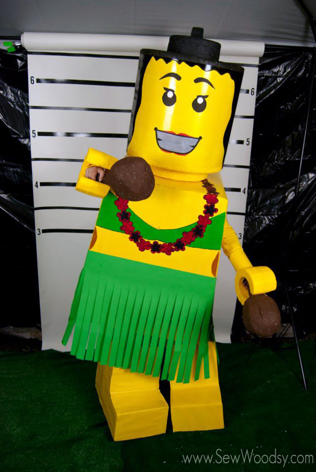 Best ideas about DIY Lego Costume . Save or Pin DIY Lego Costumes Now.