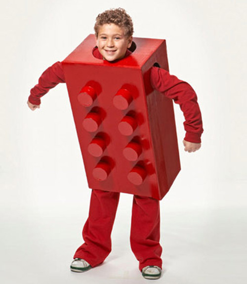 Best ideas about DIY Lego Costume . Save or Pin Lego Costume Boy Halloween Costume Now.