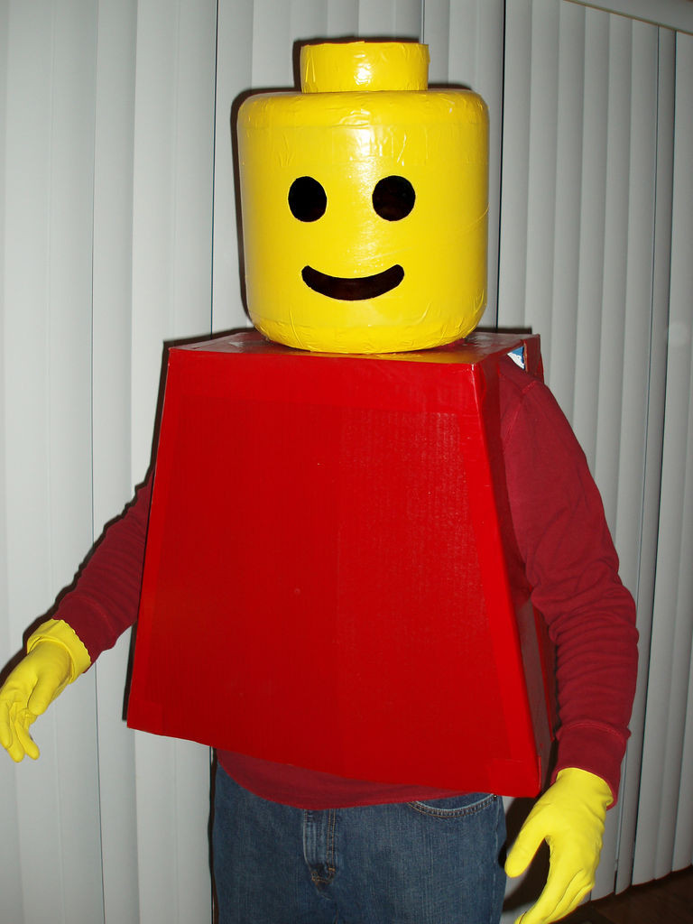 Best ideas about DIY Lego Costume . Save or Pin LEGO Man Costume Now.