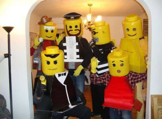 Best ideas about DIY Lego Costume . Save or Pin 15 Creative Family Costume Ideas Now.