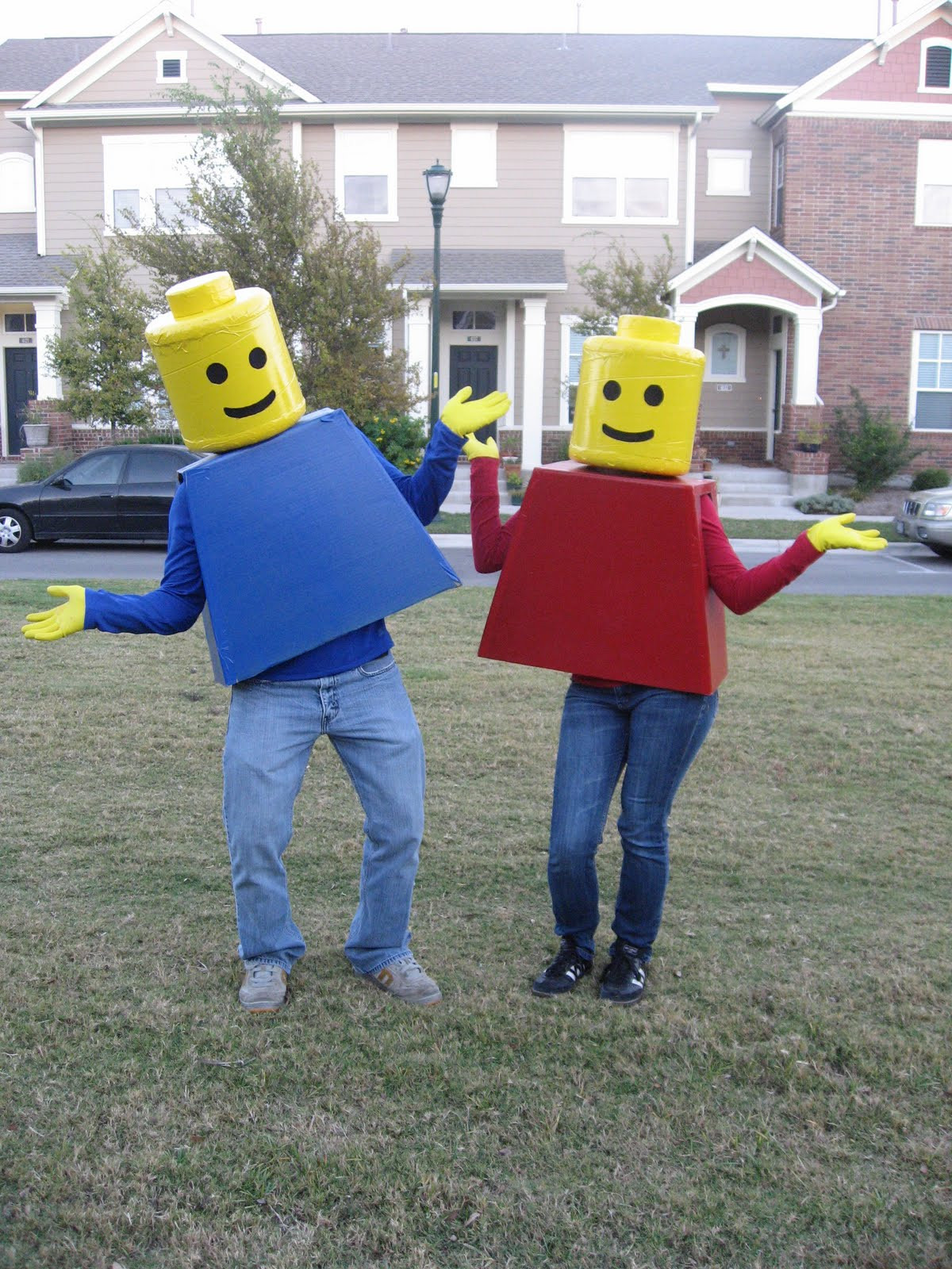 Best ideas about DIY Lego Costume . Save or Pin Lego Costume Construction – warfieldfamily Now.