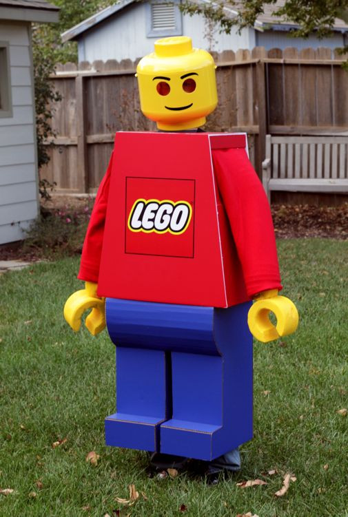 Best ideas about DIY Lego Costume . Save or Pin Project Denneler Lego Man Costume Now.