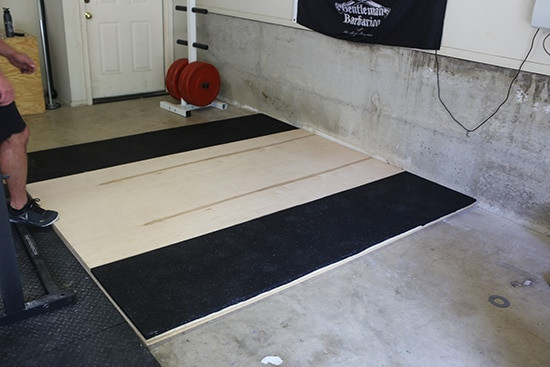 Best ideas about DIY Lifting Platform . Save or Pin How to Build a Weightlifting Platform Now.