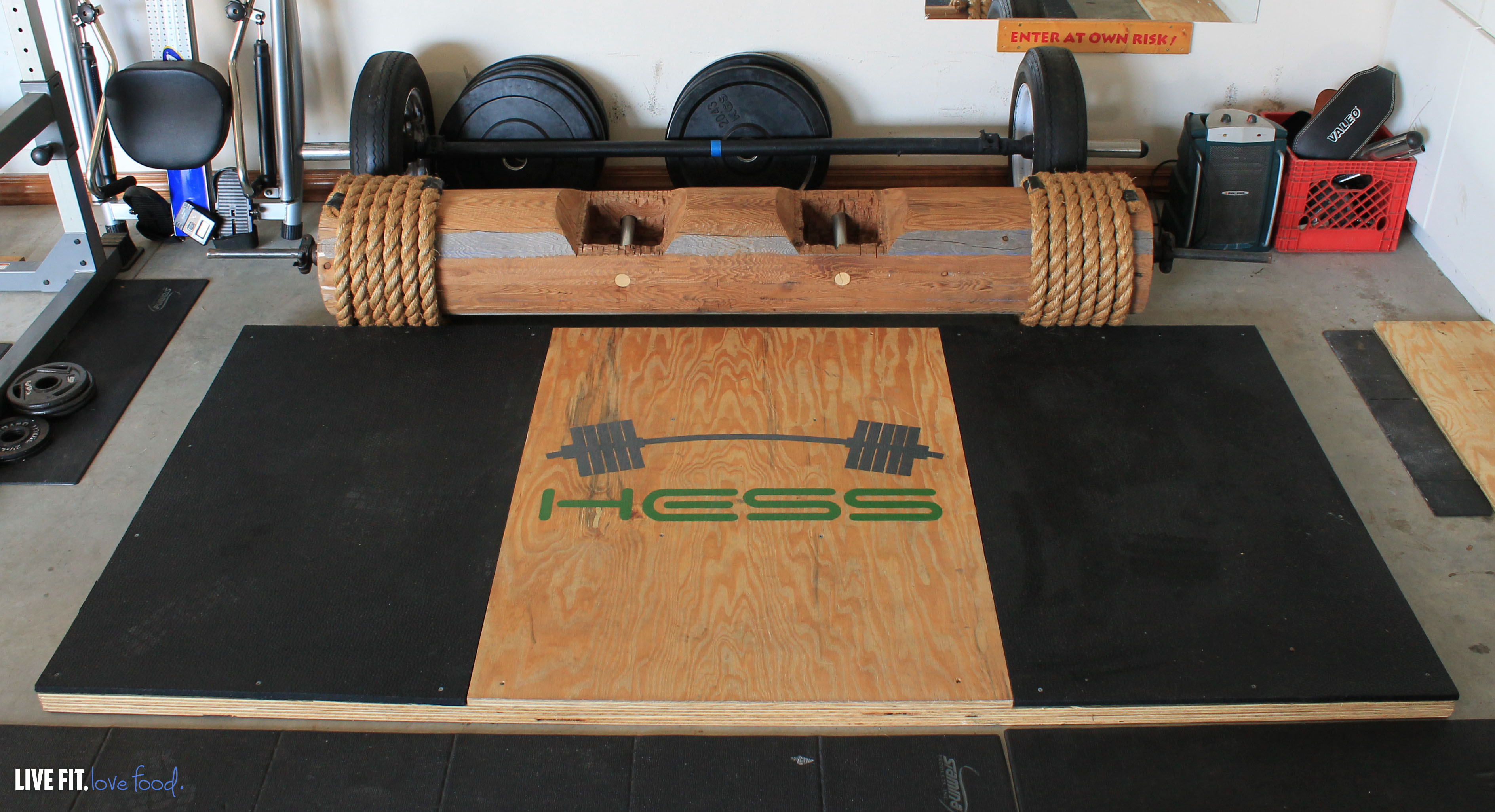 Best ideas about DIY Lifting Platform . Save or Pin Weightlifting Platform Now.