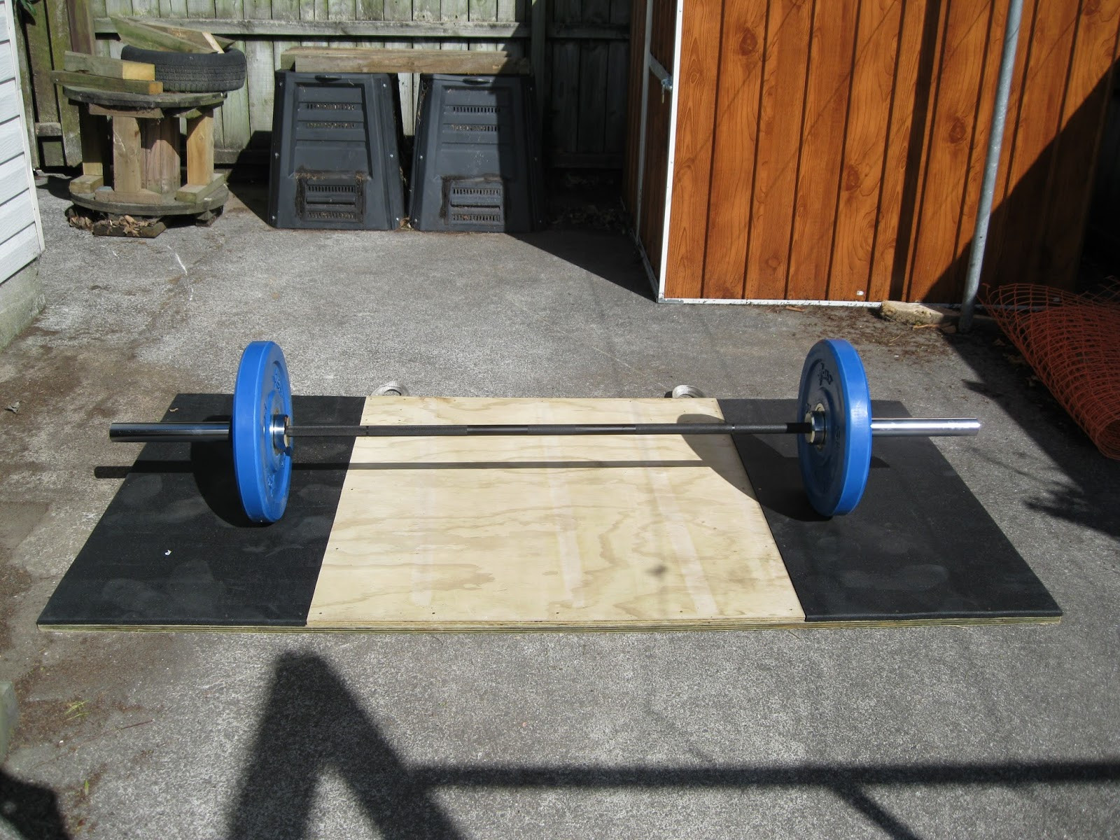 Best ideas about DIY Lifting Platform . Save or Pin Back To Primal Homemade lifting platform Now.