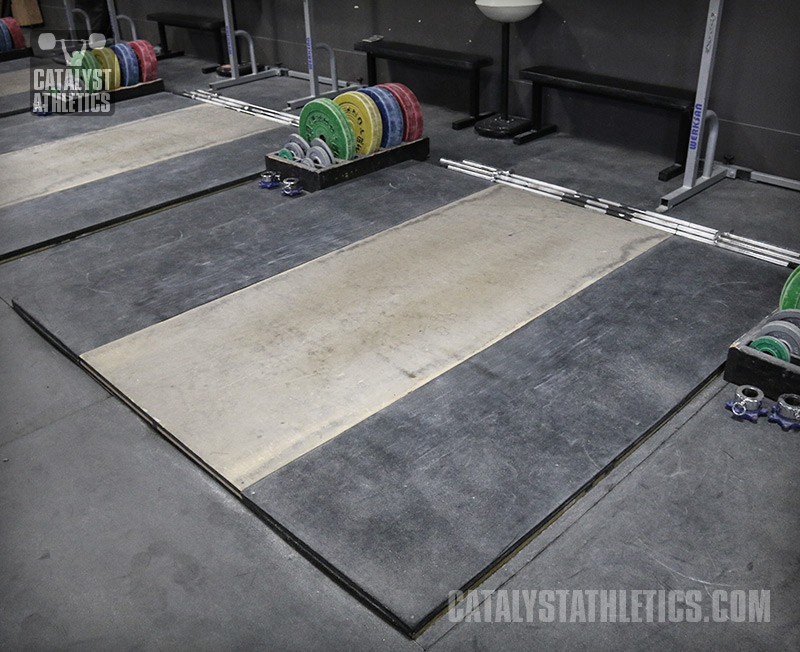 Best ideas about DIY Lifting Platform . Save or Pin How to Build a Weightlifting Platform by Greg Everett Now.