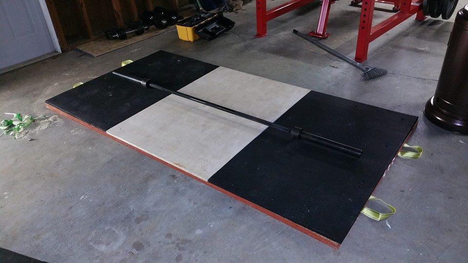 Best ideas about DIY Lifting Platform . Save or Pin Diy Deadlift Platform Cost Diy Virtual Fretboard Now.