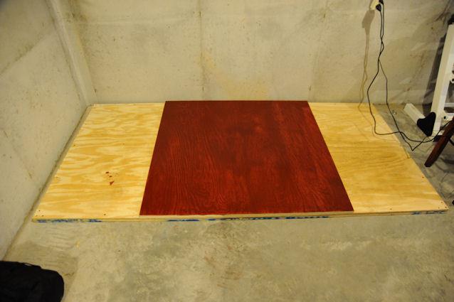 Best ideas about DIY Lifting Platform . Save or Pin Homemade Deadlifting Platform Now.