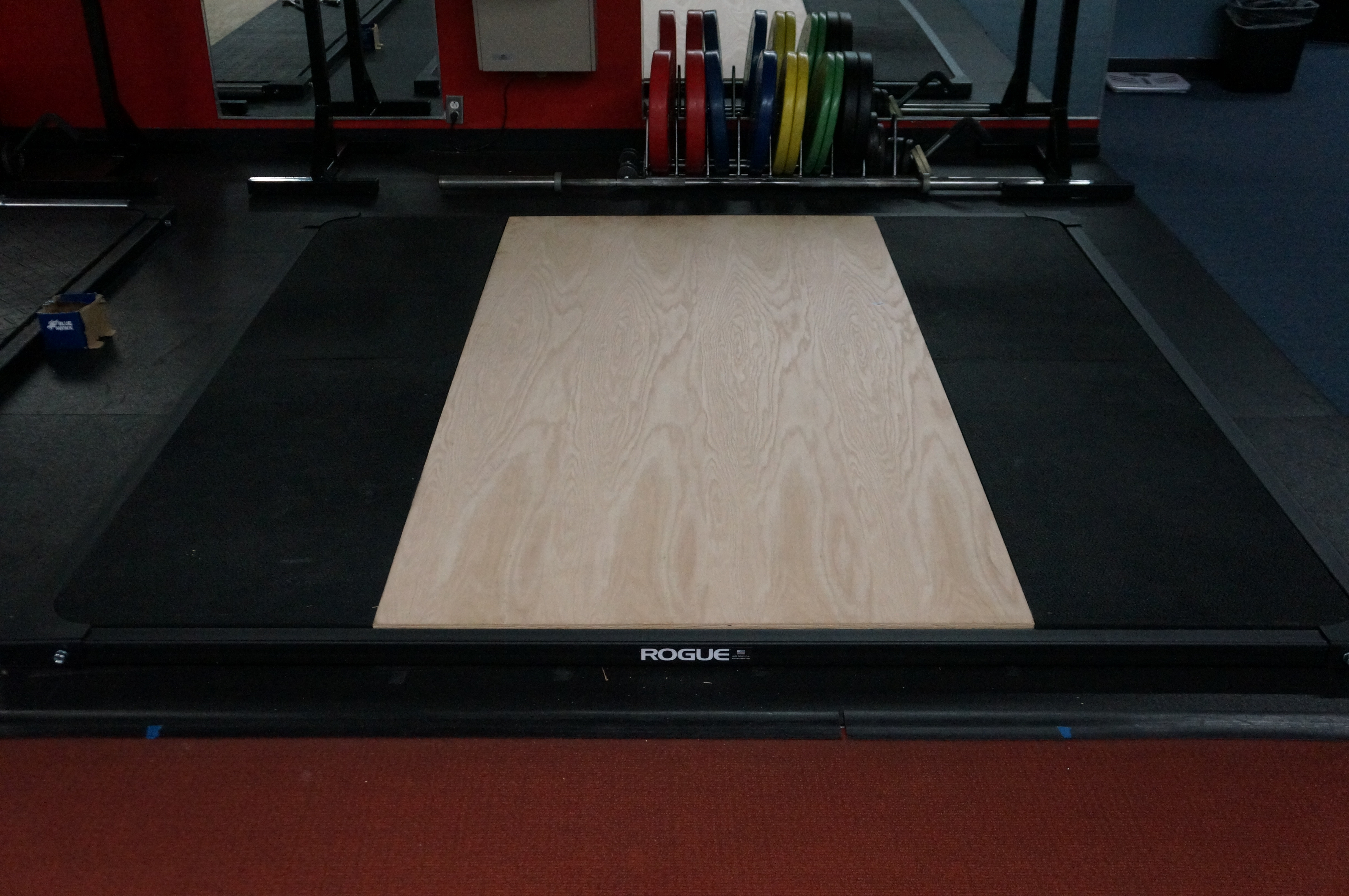 Best ideas about DIY Lifting Platform . Save or Pin How to Build a Weightlifting Platform Athletic Lab Now.