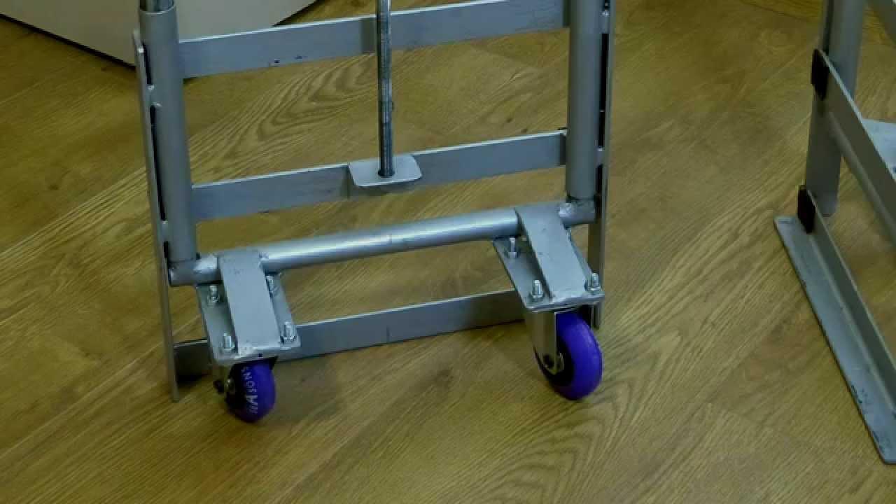 Best ideas about DIY Light Mover . Save or Pin KLUSTIP DIY MEUBELHEFFER DIY FURNITURE MOVER Now.