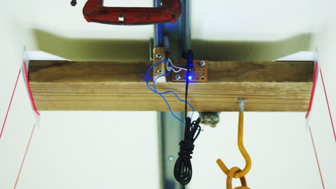 Best ideas about DIY Light Mover . Save or Pin Do it Yourself DIY motorized light system on rail light Now.