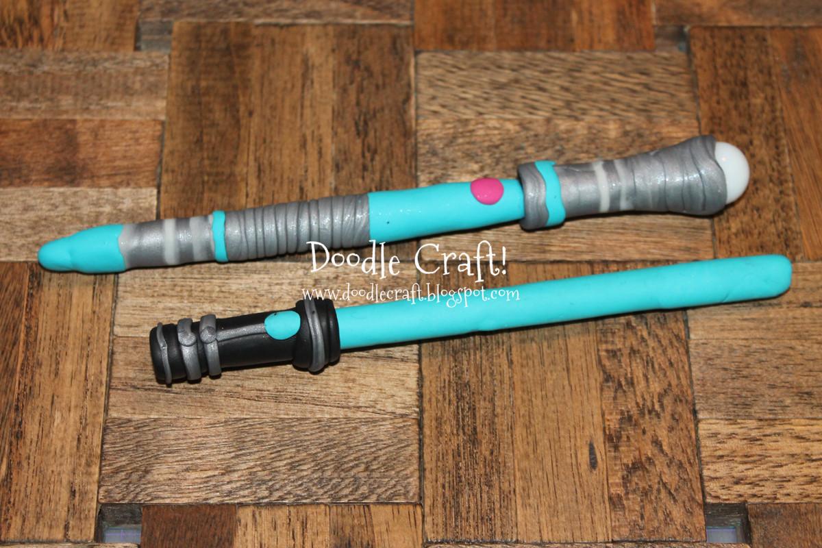 Best ideas about DIY Light Saber . Save or Pin Doodlecraft DIY Lightsaber Pens Now.