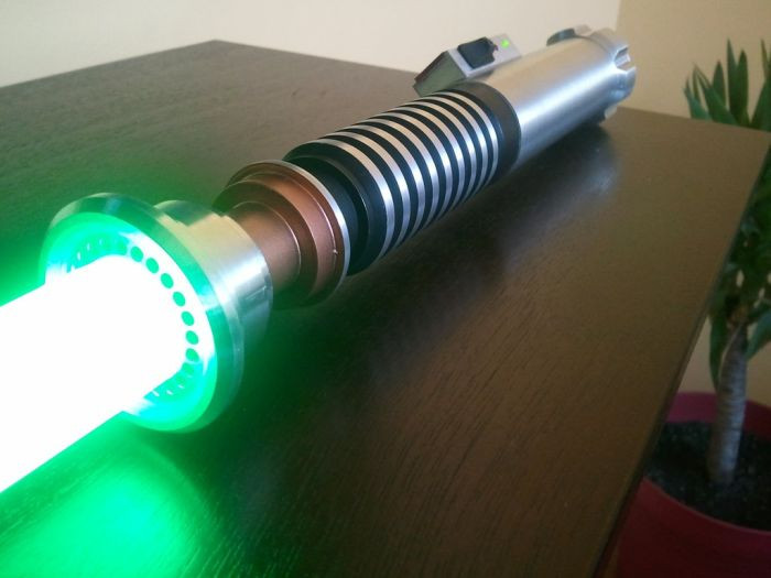 Best ideas about DIY Light Saber . Save or Pin DIY Lightsaber Now.