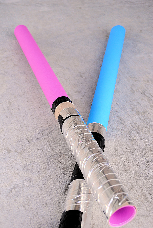 Best ideas about DIY Light Saber . Save or Pin DIY LightSaber Tutorial Now.