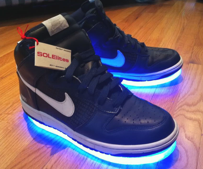 Best ideas about DIY Light Up Shoes . Save or Pin DIY Cool Light Up Shoes Light Up Shoes Project Ideas Now.