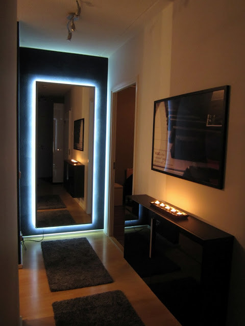 Best ideas about DIY Lighted Mirror . Save or Pin 11 Beautiful DIY IKEA Mirrors Hacks To Try Shelterness Now.