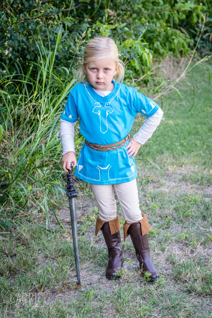 Best ideas about DIY Link Costume . Save or Pin DIY Link Costume Breath of the Wild Carrie Elle Now.