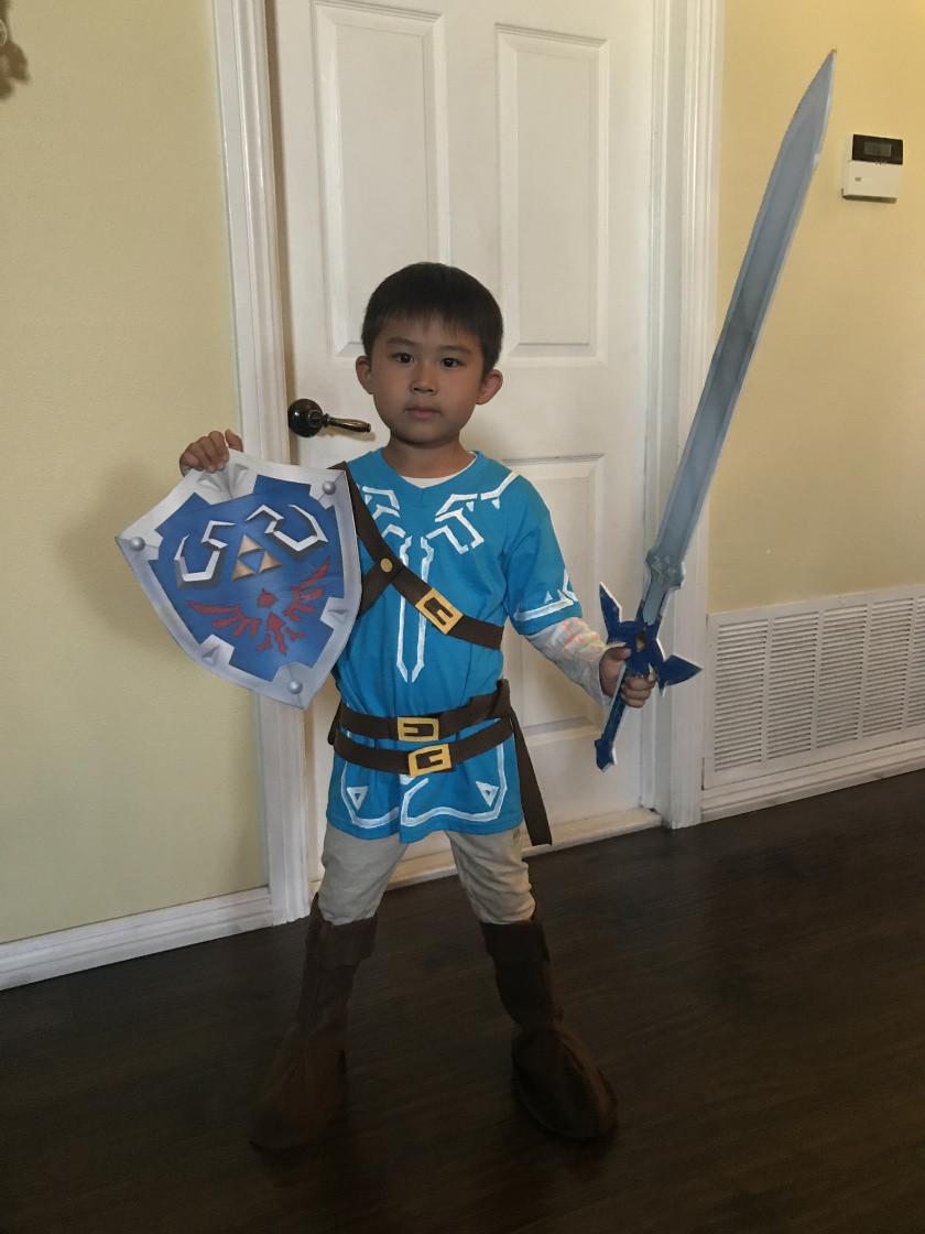 Best ideas about DIY Link Costume . Save or Pin DIY LINK COSTUME Legend of Zelda – Breath of the Wild Now.