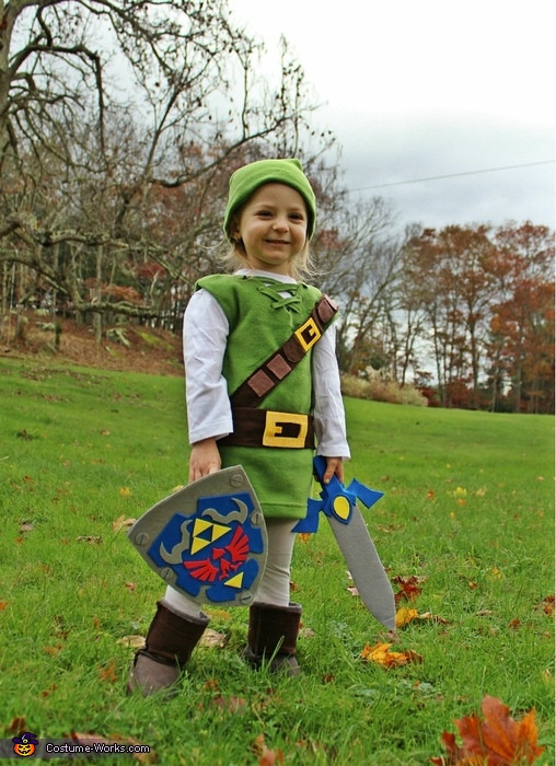 Best ideas about DIY Link Costume . Save or Pin The Legend of Zelda DIY Link Costume for Kids Now.