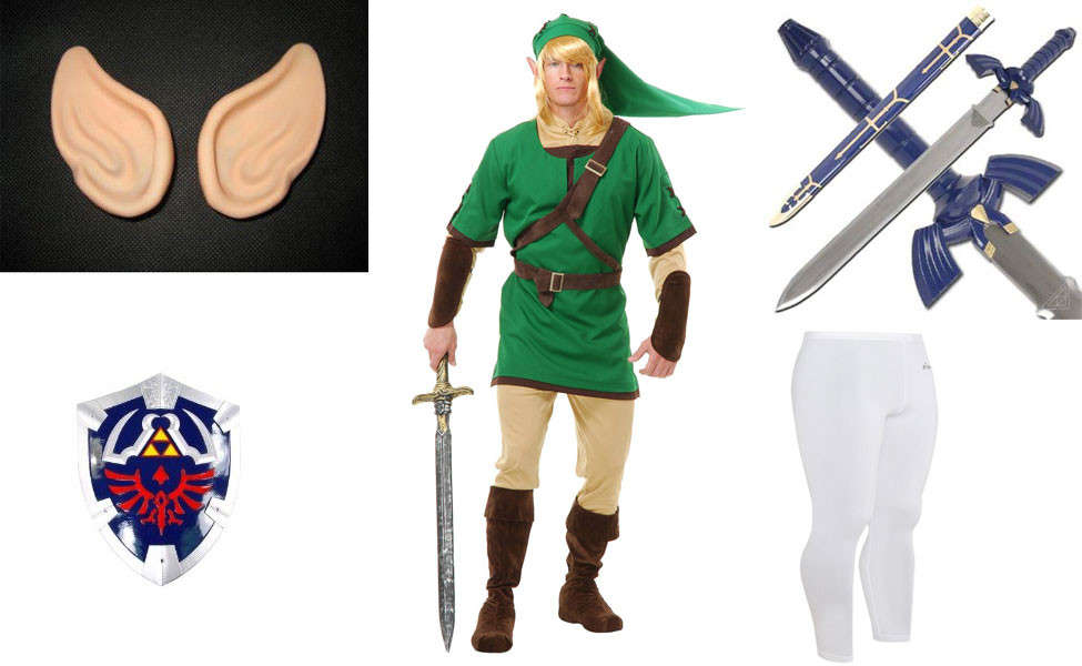 Best ideas about DIY Link Costume . Save or Pin Legend of Zelda Outfit Costume Now.