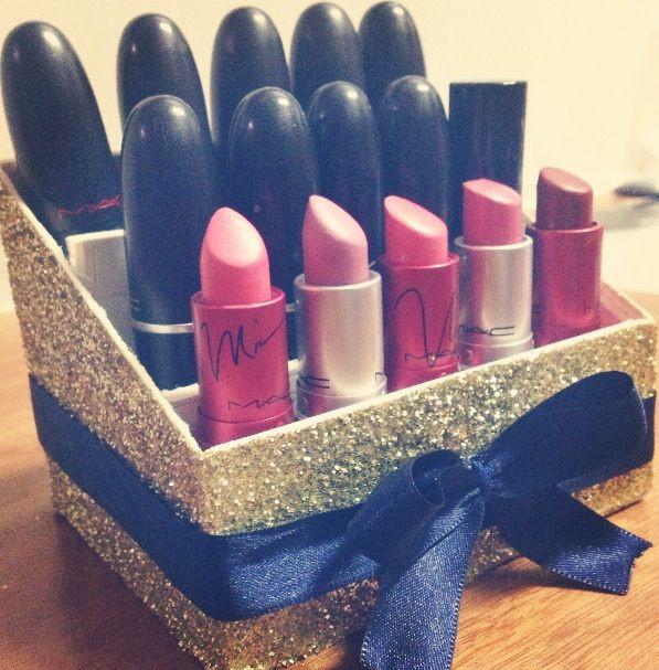 Best ideas about DIY Lipstick Organizer . Save or Pin 25 best ideas about Diy lipstick holder on Pinterest Now.