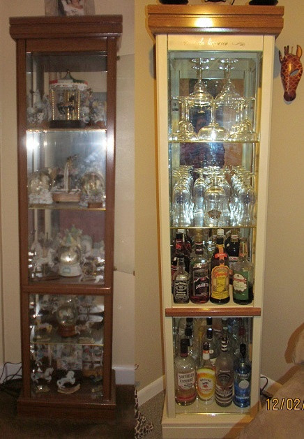 Best ideas about DIY Liquor Cabinet . Save or Pin Diy Liquor Cabinet Pinterest Making Wood Furniture Darker Now.