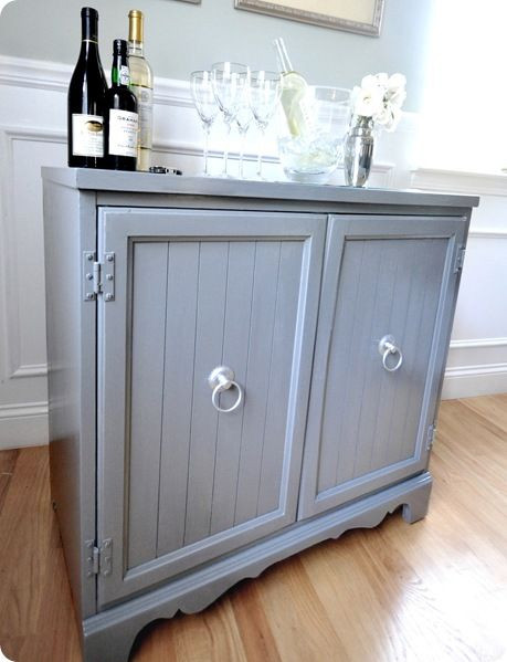 Best ideas about DIY Liquor Cabinet . Save or Pin Thrifting 101 Now.