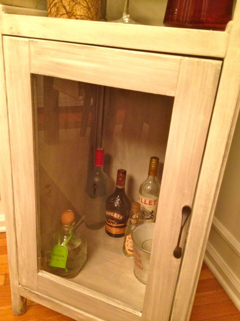 Best ideas about DIY Liquor Cabinet . Save or Pin Download Build A Small Liquor Cabinet Plans DIY wooden Now.