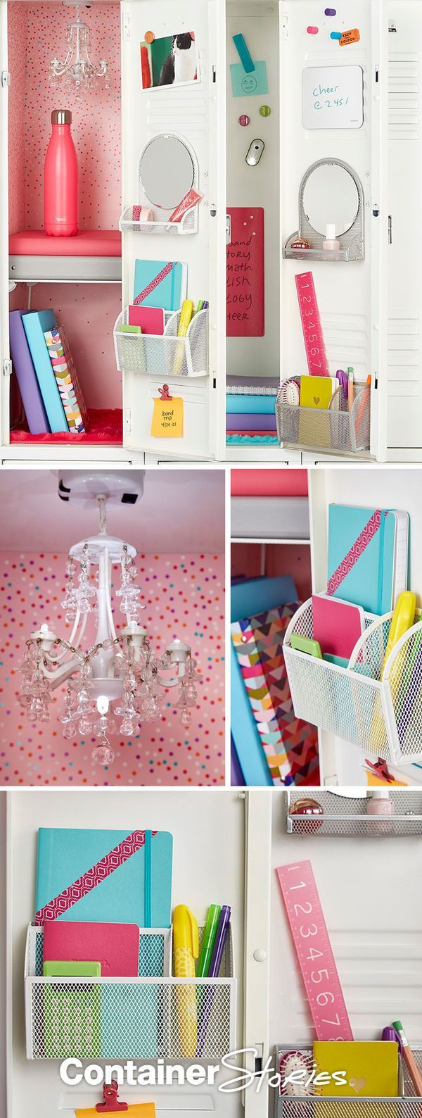 Best ideas about DIY Locker Decorations And Organization . Save or Pin Best 25 Locker decorations ideas on Pinterest Now.