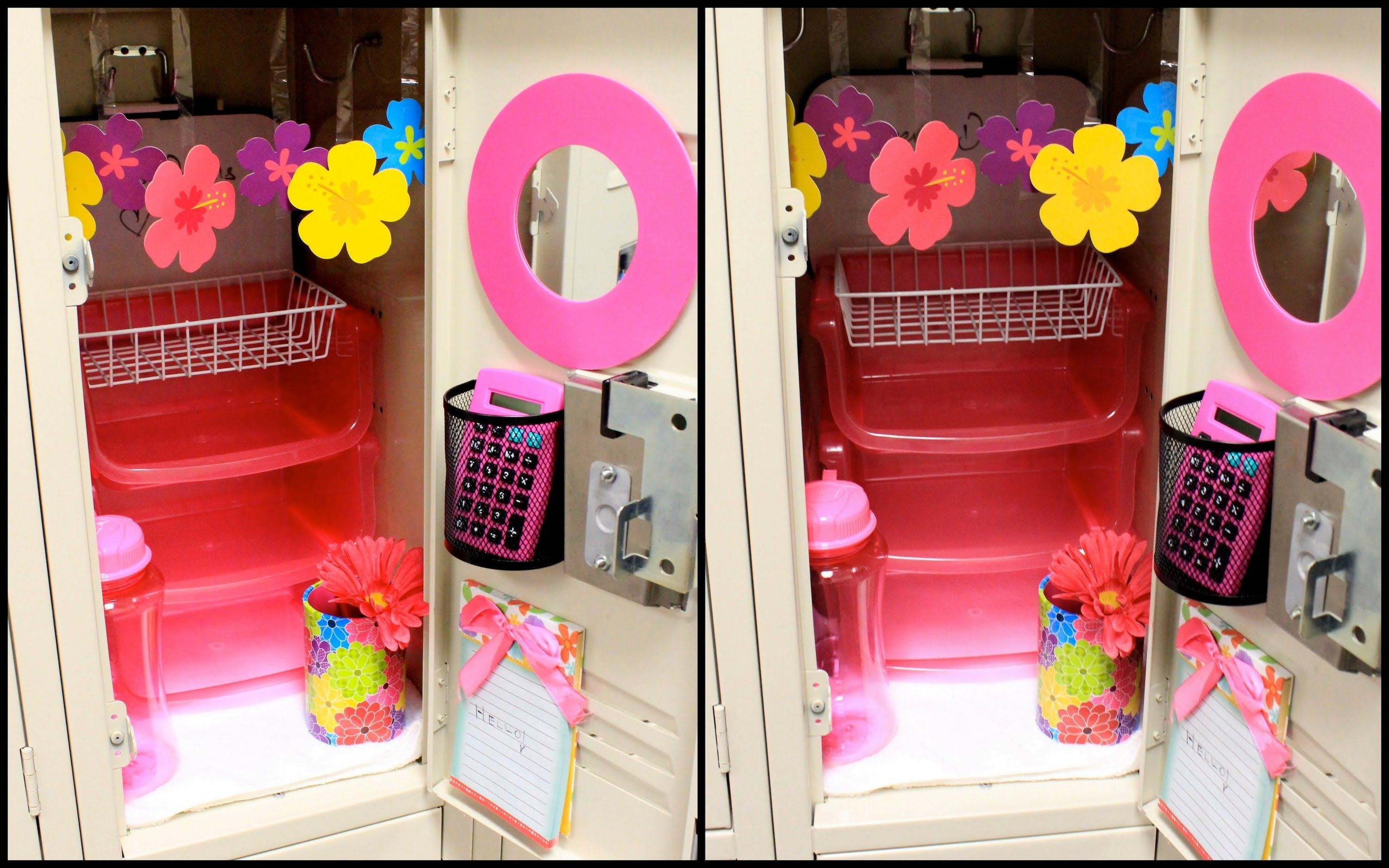 Best ideas about DIY Locker Decorations And Organization . Save or Pin 25 DIY Locker Decor Ideas for More Cooler Look Now.
