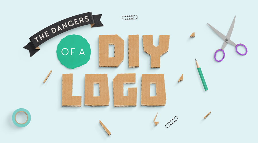 Best ideas about DIY Logo Design . Save or Pin The Dangers of a DIY Logo Pine and Now.