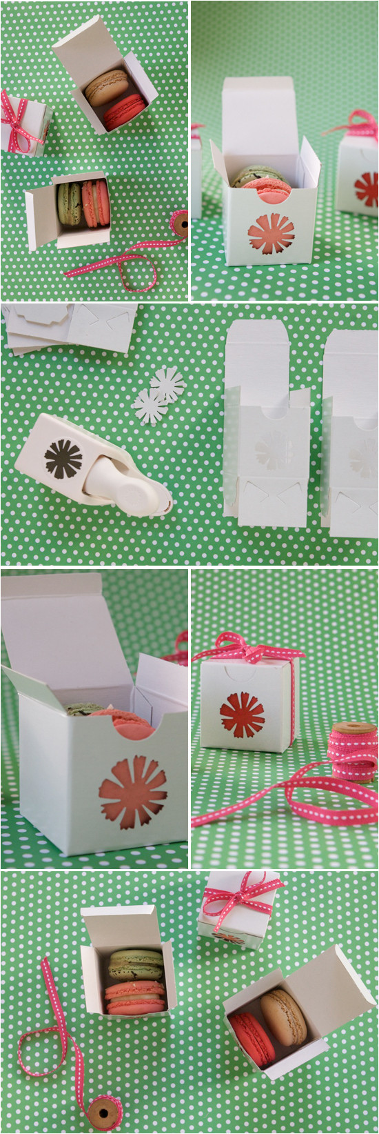 Best ideas about DIY Macaron Box . Save or Pin DIY Macaron Favors Project Wedding Now.