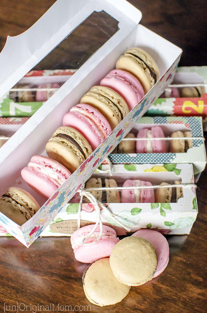 Best ideas about DIY Macaron Box . Save or Pin Make Your Own Macaron Box unOriginal Mom Now.