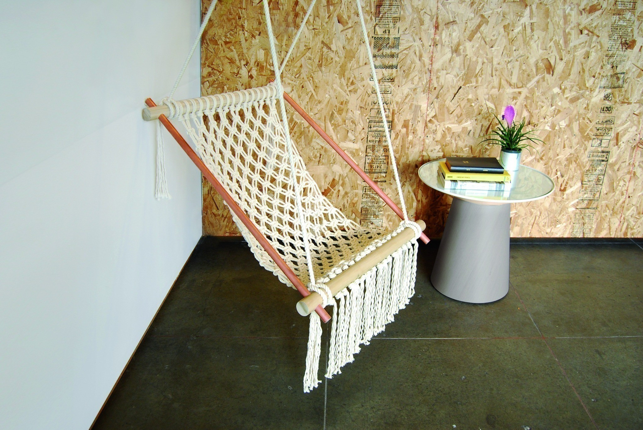 Best ideas about DIY Macrame Chair . Save or Pin Hanging Chair · Extract from DIY Furniture 2 by Now.