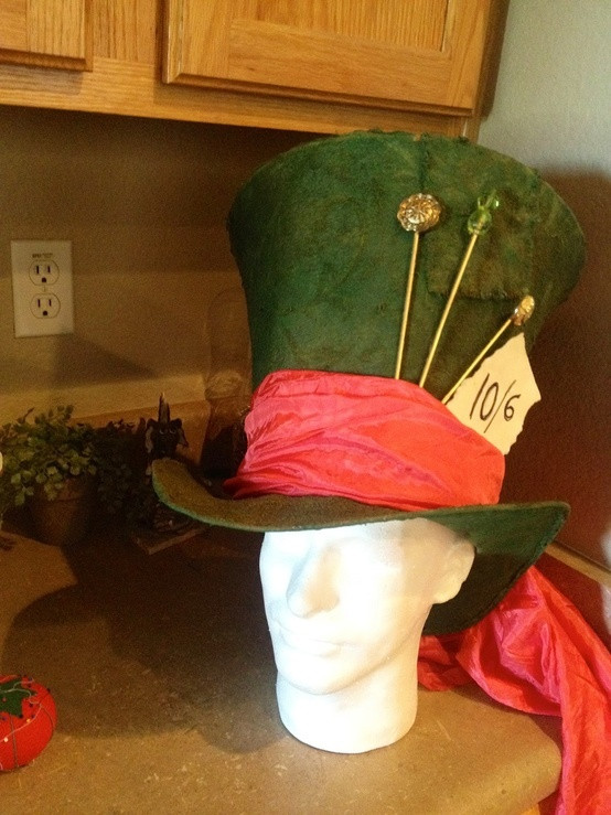 Best ideas about DIY Mad Hatter Hat . Save or Pin DIY Mad Hatter Top Hat My Style Now.