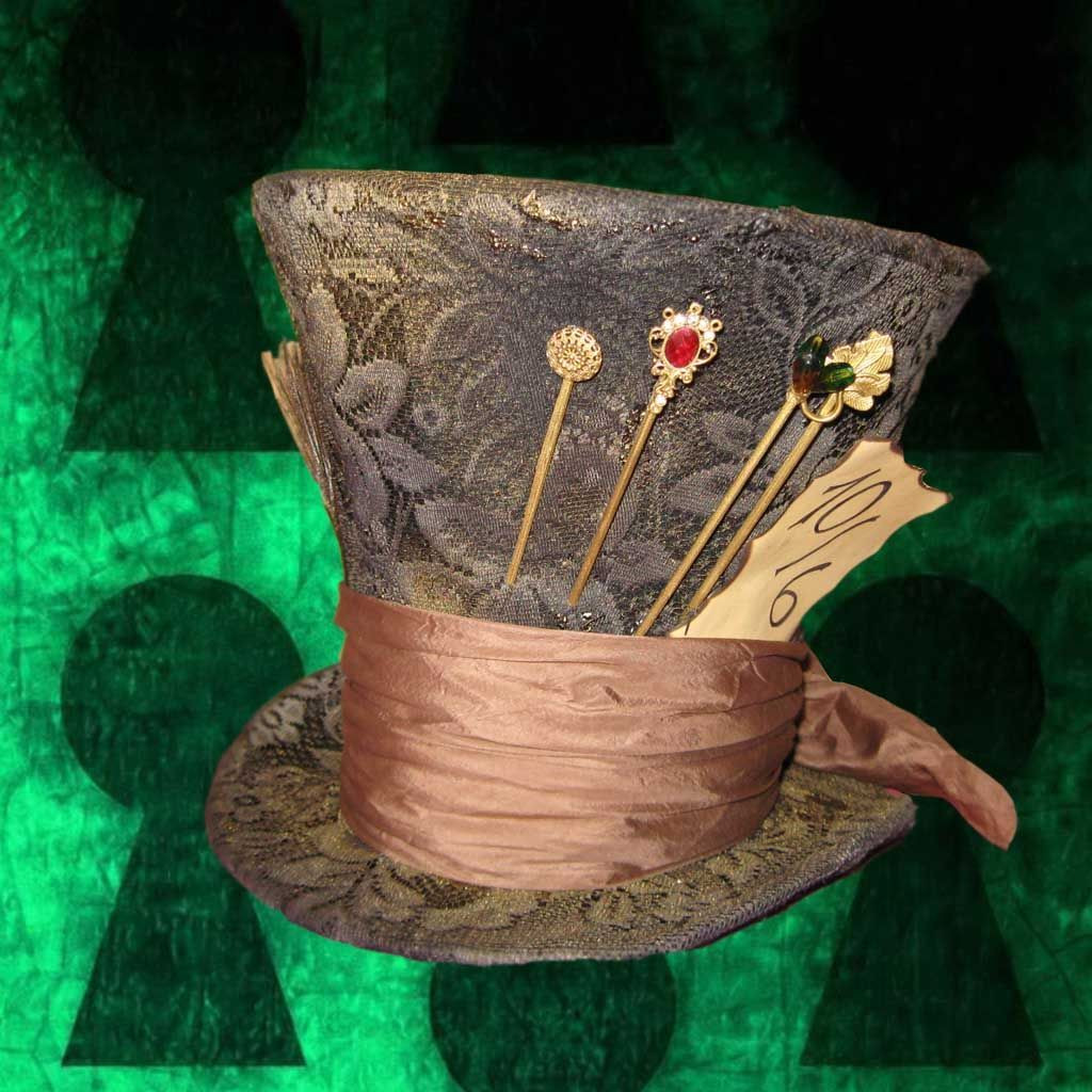 Best ideas about DIY Mad Hatter Hat . Save or Pin Best 25 Mad hatter cosplay ideas on Pinterest Now.