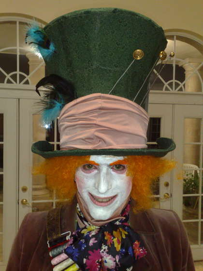 Best ideas about DIY Mad Hatter Hat . Save or Pin Fairy Bling Craft Blog DIY Halloween Costumes Now.