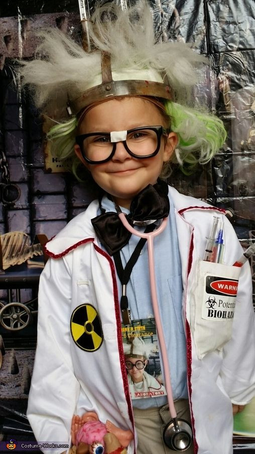 Best ideas about DIY Mad Scientist Costume . Save or Pin 25 best ideas about Mad Scientist Costume on Pinterest Now.