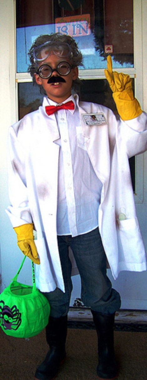 Best ideas about DIY Mad Scientist Costume . Save or Pin Pin by Catherine Yarbrough on Best Season Ever Now.