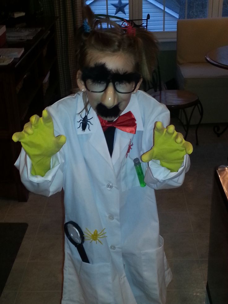 Best ideas about DIY Mad Scientist Costume . Save or Pin 437 best images about MY GIRL on Pinterest Now.