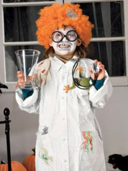 Best ideas about DIY Mad Scientist Costume . Save or Pin 15 Coolest DIY Halloween Boys Costumes Now.