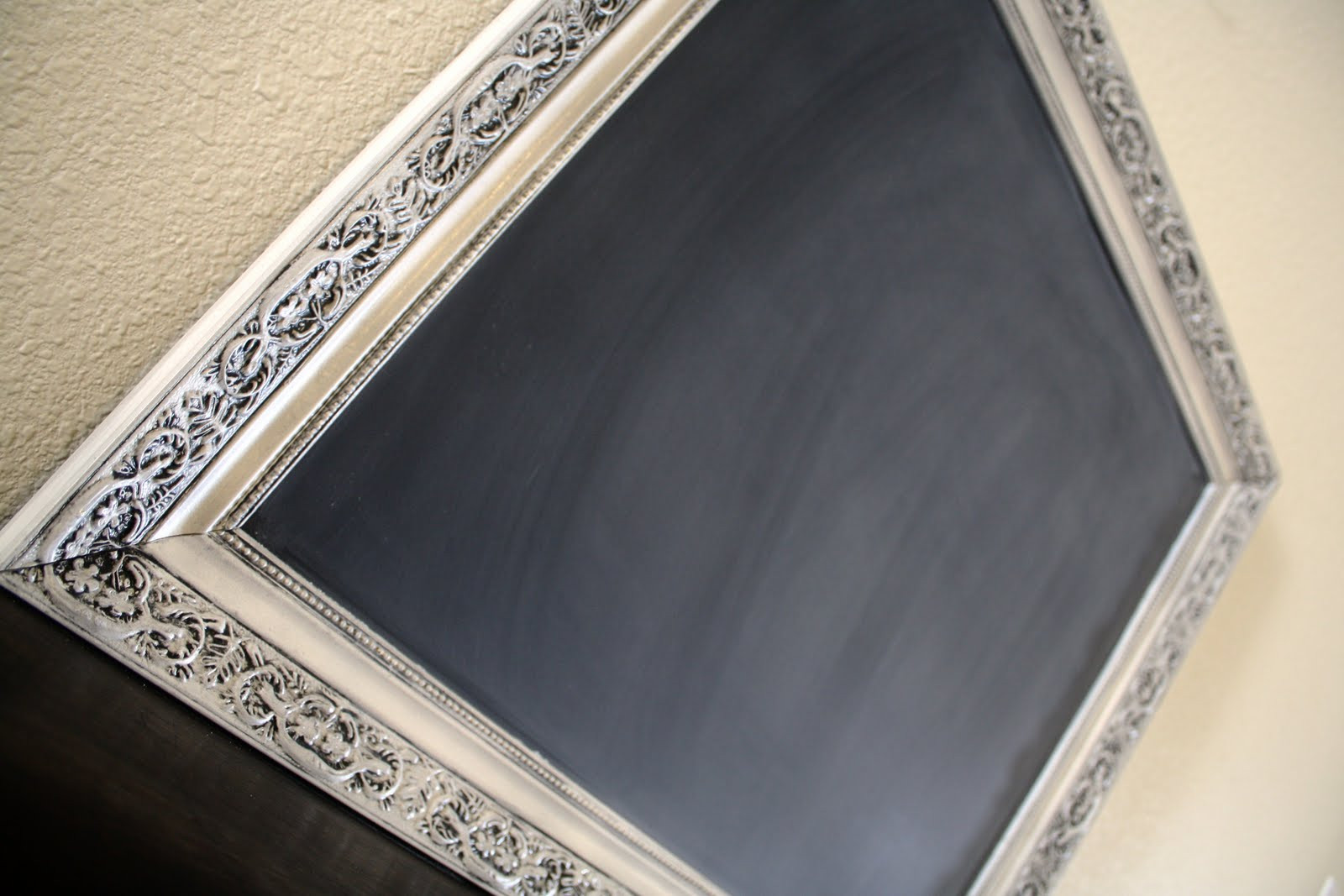 Best ideas about DIY Magnetic Chalkboard . Save or Pin DIY Magnetic Chalkboard Now.