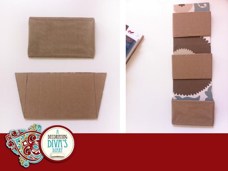 Best ideas about DIY Mail Organizer Cardboard . Save or Pin DIY Cardboard Mail sorter Organize Me Pinterest Now.